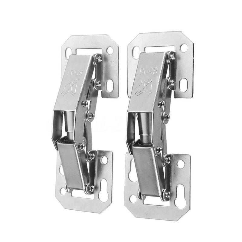 kitchen door hinges full 2pcs soft close cupboard cabinet wardrobe 90degree sc q1s8