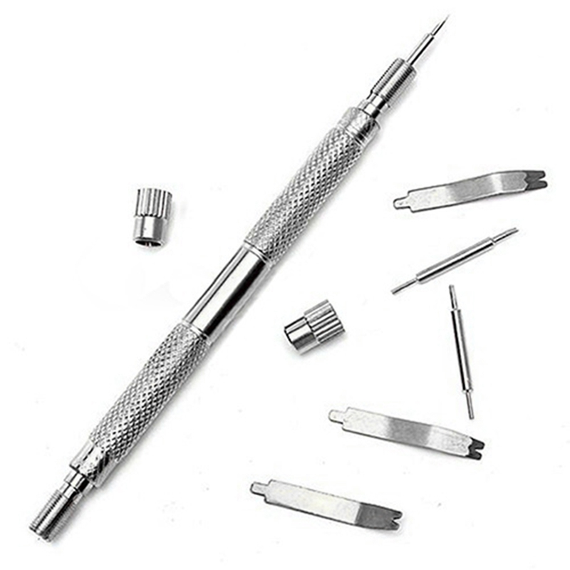 s Set Watch Band Strap Spring Bar Link Pin Remover Repair