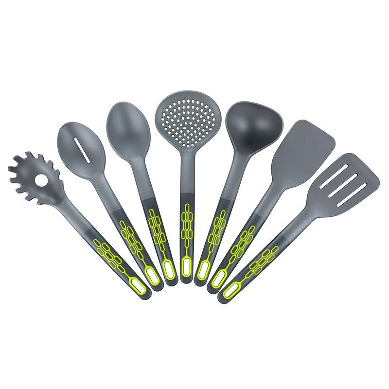 kitchen utensil sets vanity nylon cooking utensils set 7 piece spatula image is loading