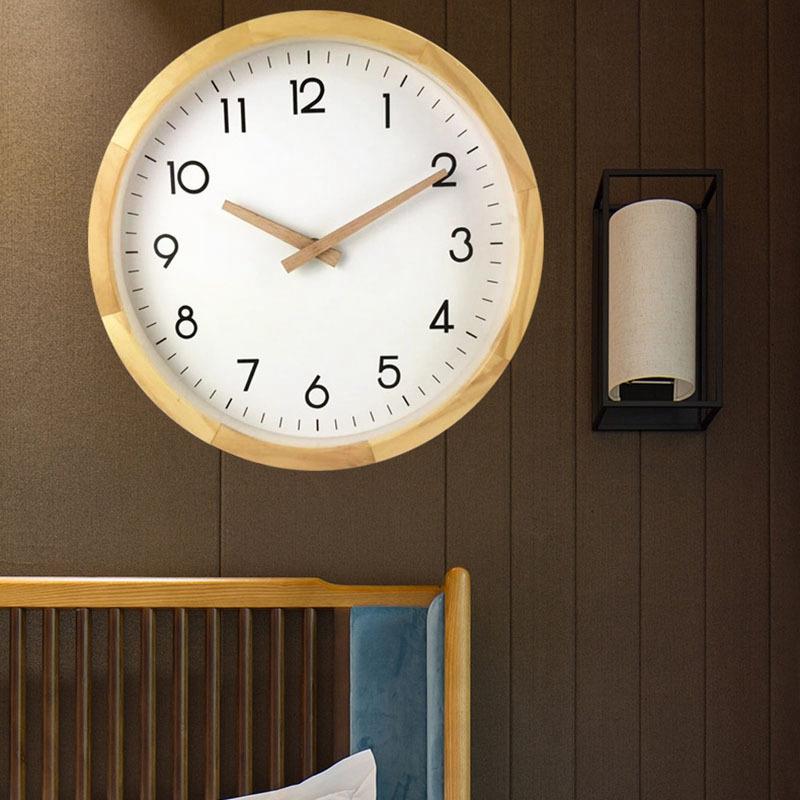 Wall Clock Modern Design Living Room Decoration Wall ...