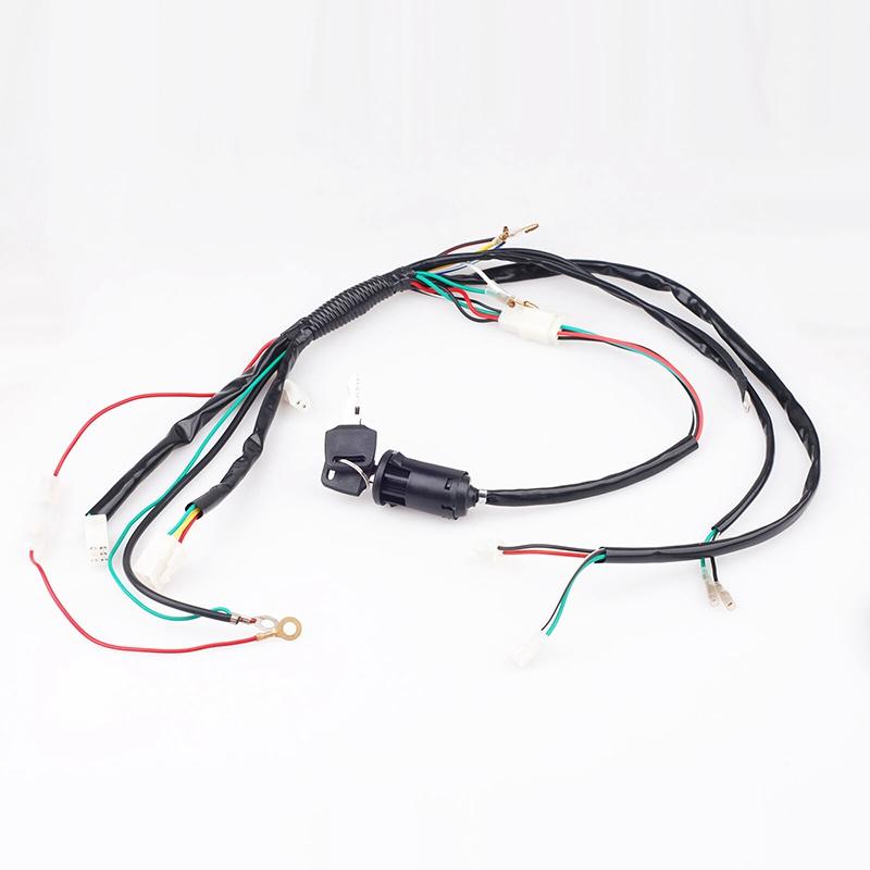 Full Electrics Wiring Harness Coil CDI 50-110CC ATV Quad