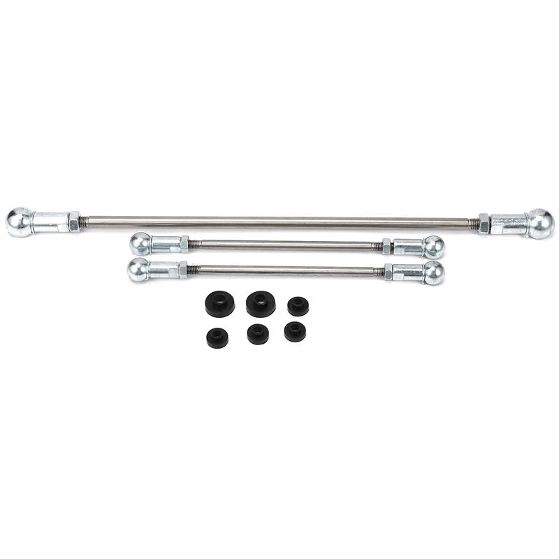 5X(Gear Linkage Push Rods Kit for Peugeot 106 Citroen Saxo