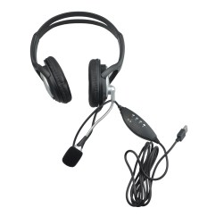 Plug Power Q2 Mortgage Process Diagram Ovleng Usb Stereo Headphone Earphone With Mic For