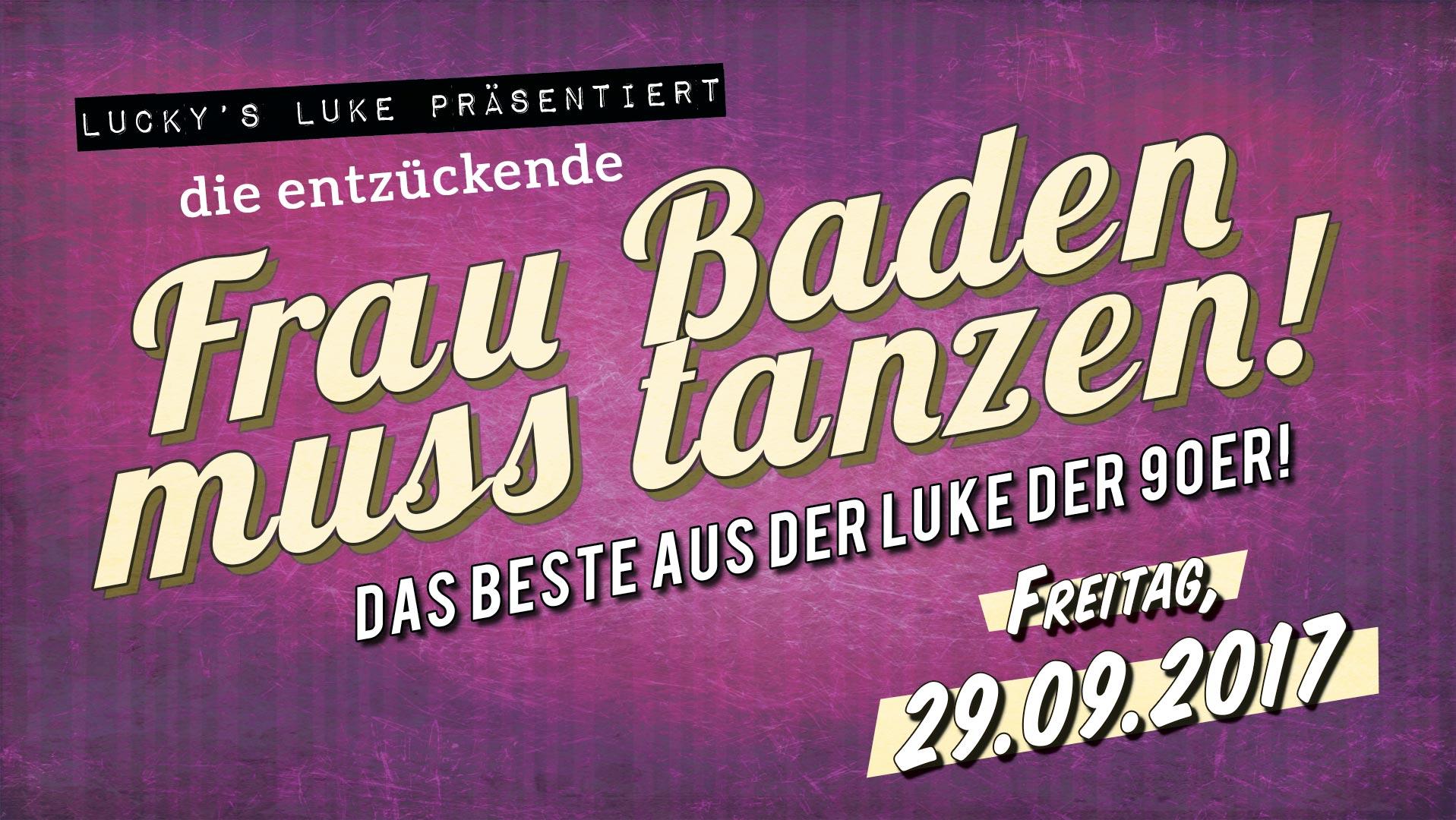 2017-09- Frau Baden muss tanzen!