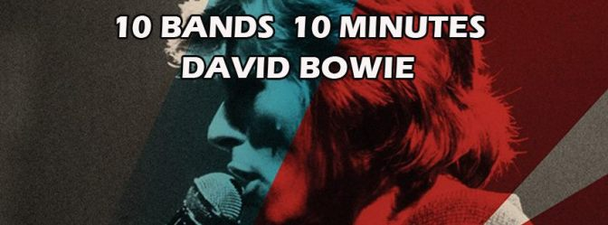 10 Bands Bowie