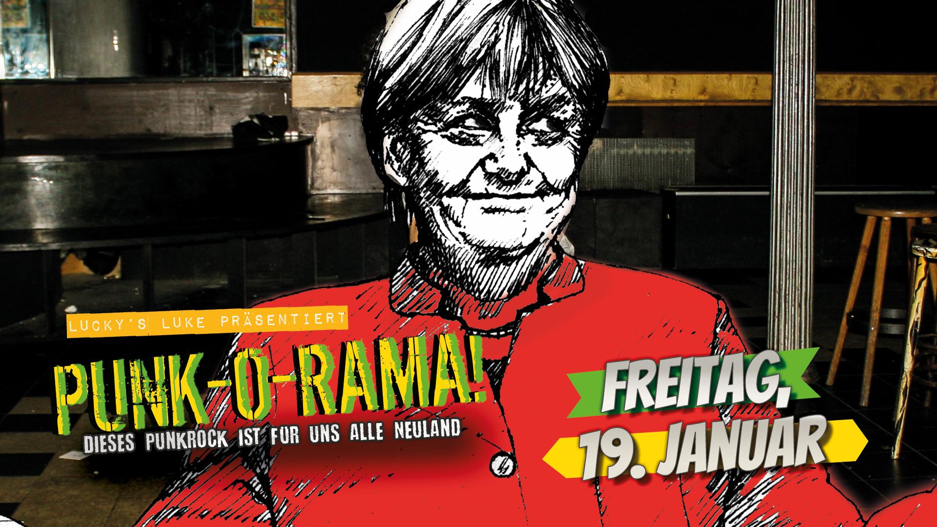 Danke Merkel_Punk O Rama
