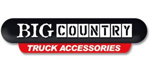 Big Country Truck Accessories at Lucky's Autosports