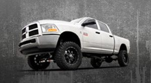 Rough Country Dodge Lift Kits Lucky's Off Road