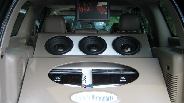 Car Stereo Subwoofers Cd Players Dvd Players Lucky S Autosports