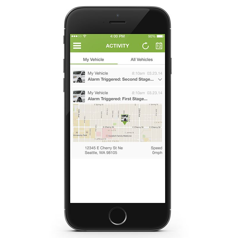 App For Remote Car Starter On Iphone