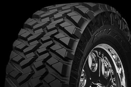 Nitto Trail Grappler MT Tires