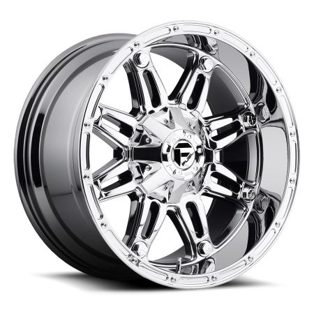 Fuel Off Road Hostage D529 Wheels