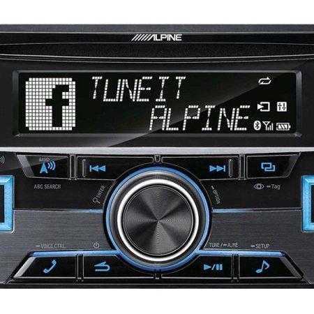 Alpine CDE W265BT Front