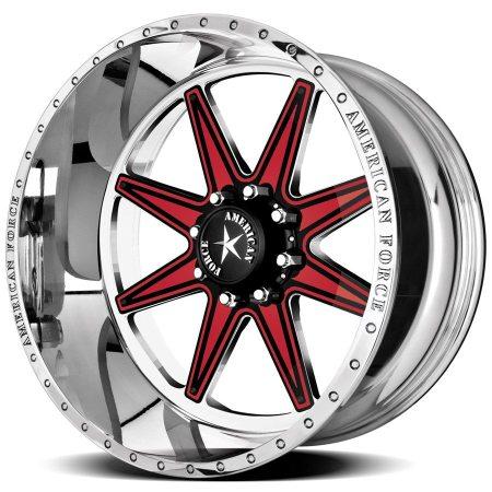 Amerincan Force Evade FP8 Color Wheels