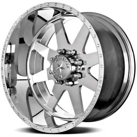 American Force Independence SS8 Wheels