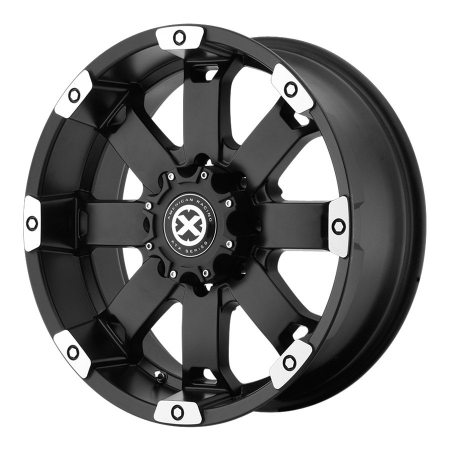American Racing ATX Black AX 185 Crawl Wheels