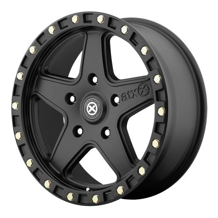 American Racing ATX Series Black AX194 Ravine Wheels
