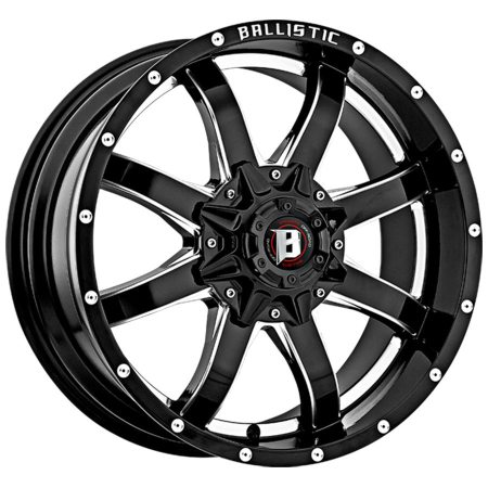 Ballistic Anvil 955 Wheels