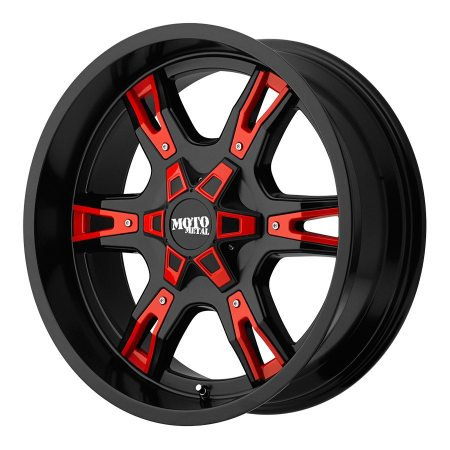 Moto Metal Black MO969 Wheels