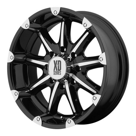 XD Series XD779 Badlands Wheels