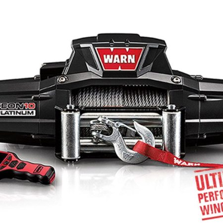 Warn Zeon 10 Platinum Winch