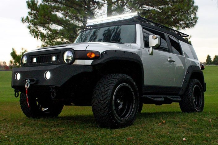 FJ Cruiser Project Build