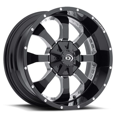 Vision Locker 420 Wheels