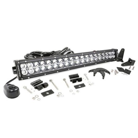 Rough Country 20-Inch Dual Row LED Light Bars