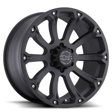 Black Rhino Wheels Sidewinder Matte Black