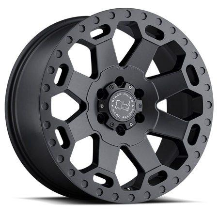 Black Rhino Wheels Warlord Matte Gunmetal