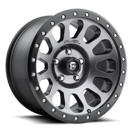 Fuel Vector D601 Jeep Wheels