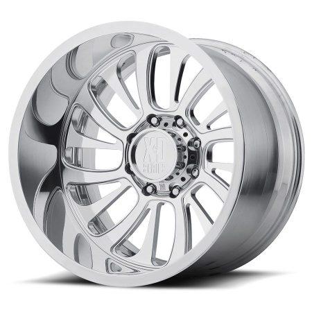 XD Series XD404 Surge Polished Wheel