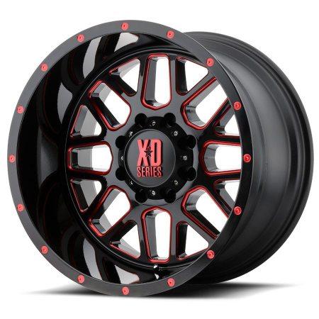 XD Series XD820 Grenade Wheels
