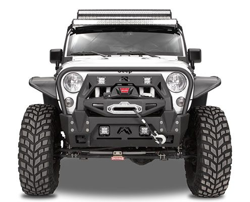 Fab Fours Full Metal Jacket Bumper
