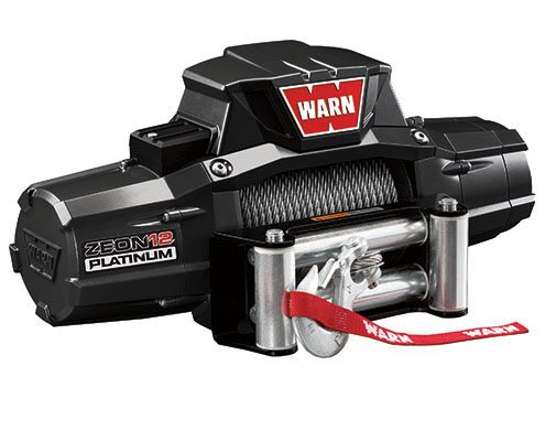 Warn Zeon Jeep Recovery Winches