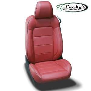 Custom Leather Seats Ford Mustang
