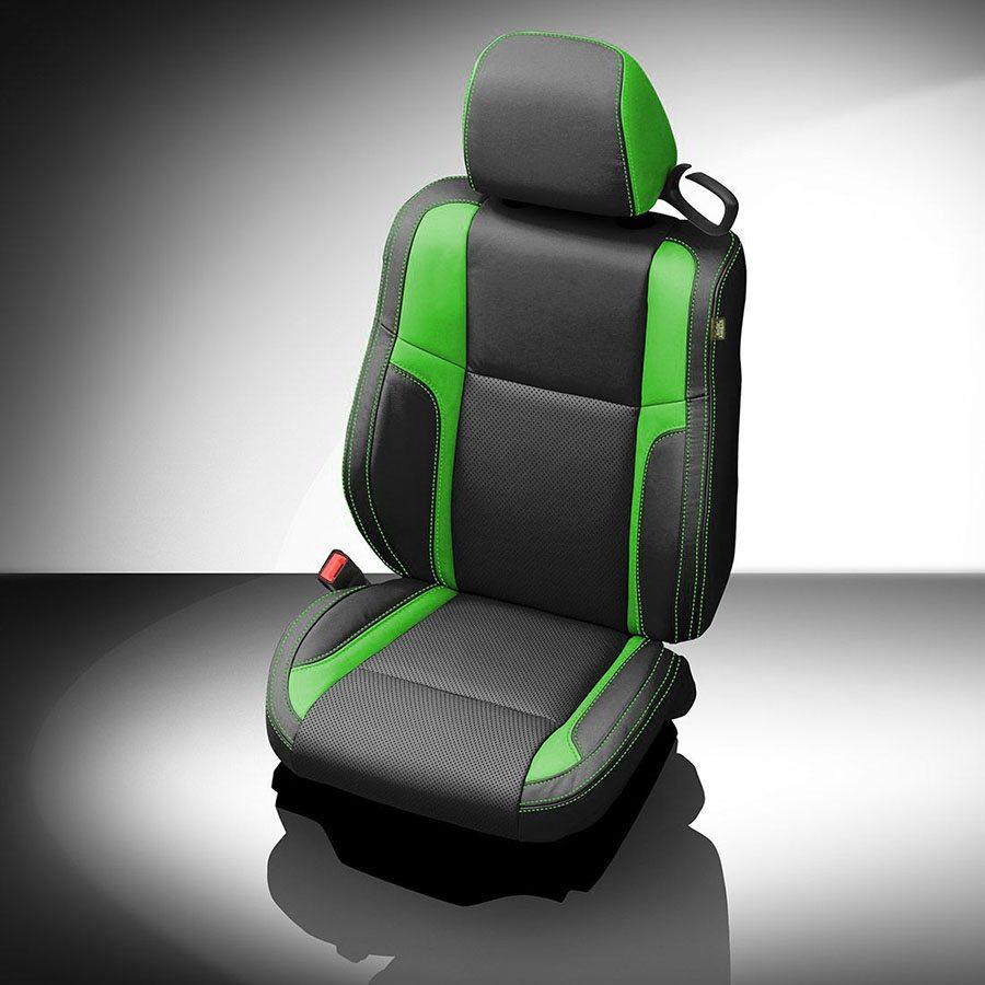 Custom Sports Car Leather Seats