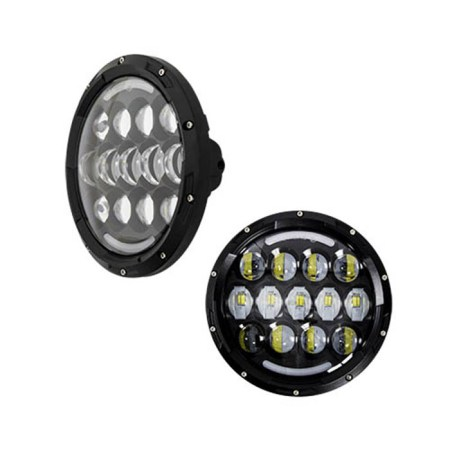 Heise Jeep Headlights HE-PBHL704