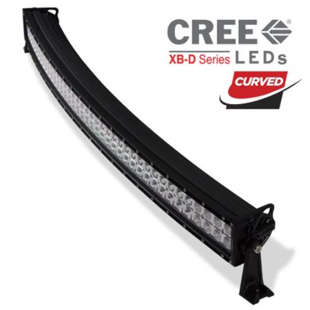 Heise 42-Inch Double Row Curved Light Bar