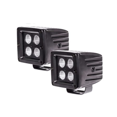 Heise LED Black Out Cube Lights HE-BCL22PK
