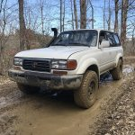 Toyota Land Cruiser 80 Series Rebuild