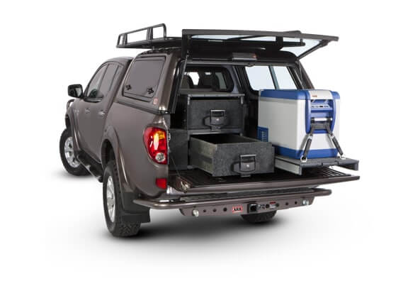 arb storage drawer systems