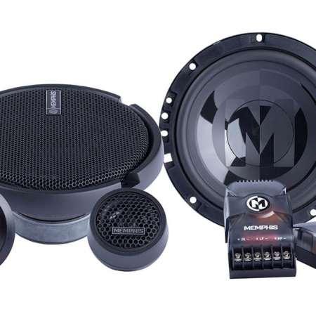 Memphis Audio PRX60C Component Speakers