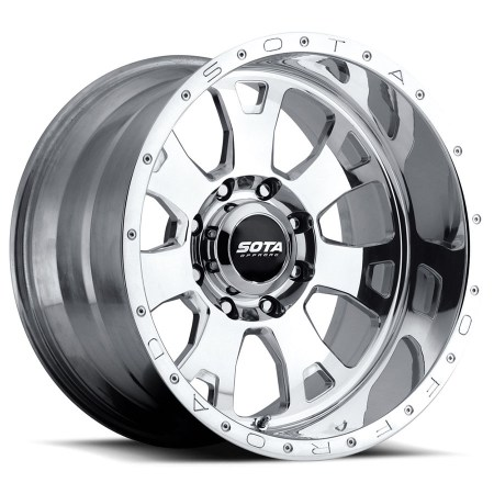 Sota Brawl Wheel Polished