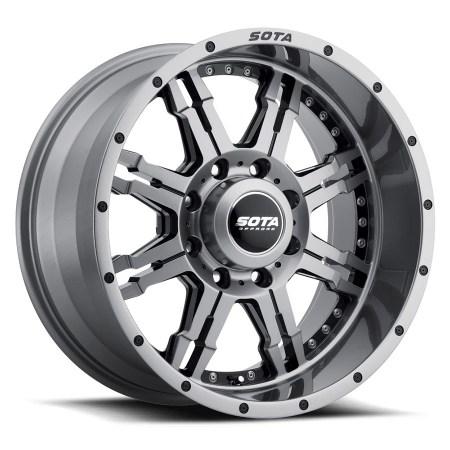Sota Jato Wheel Anthracite