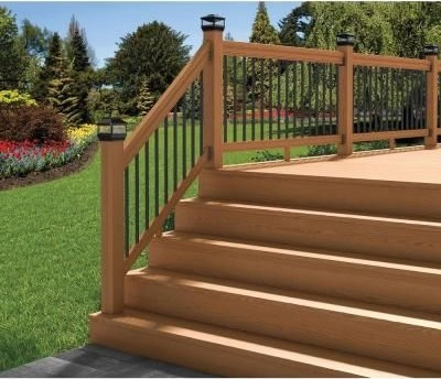 The Best Outdoor Stair Railing In Reidsville Nc | Home Depot Railings Interior | Wrought Iron Railing | Staircase | Glass Railing | Metal | Iron Stair Railings