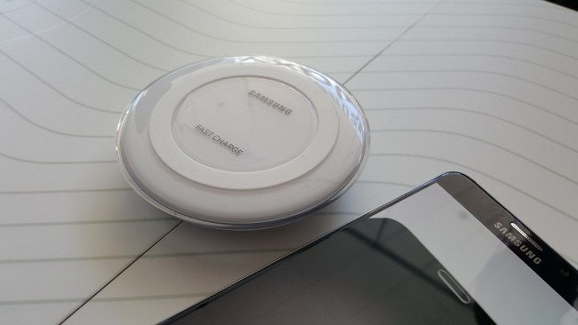 Fast Wireless Charger Galaxy Note5