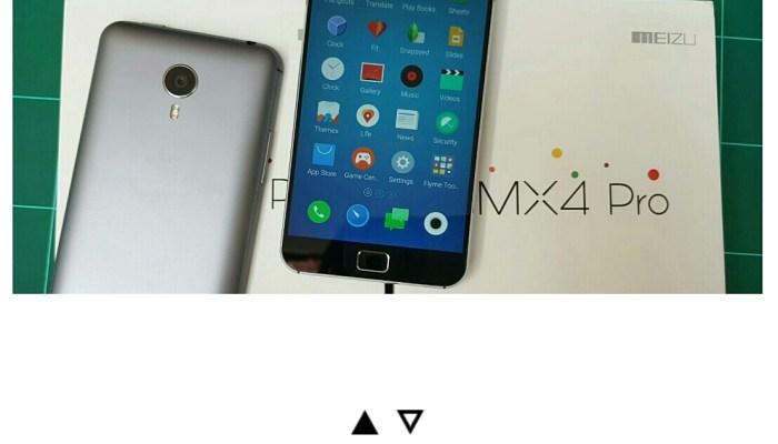 image of Meizu MX 4 PRO