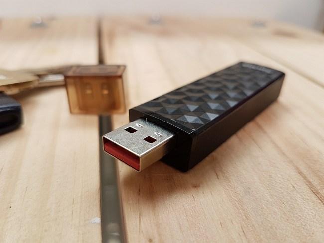 Standard USB Port