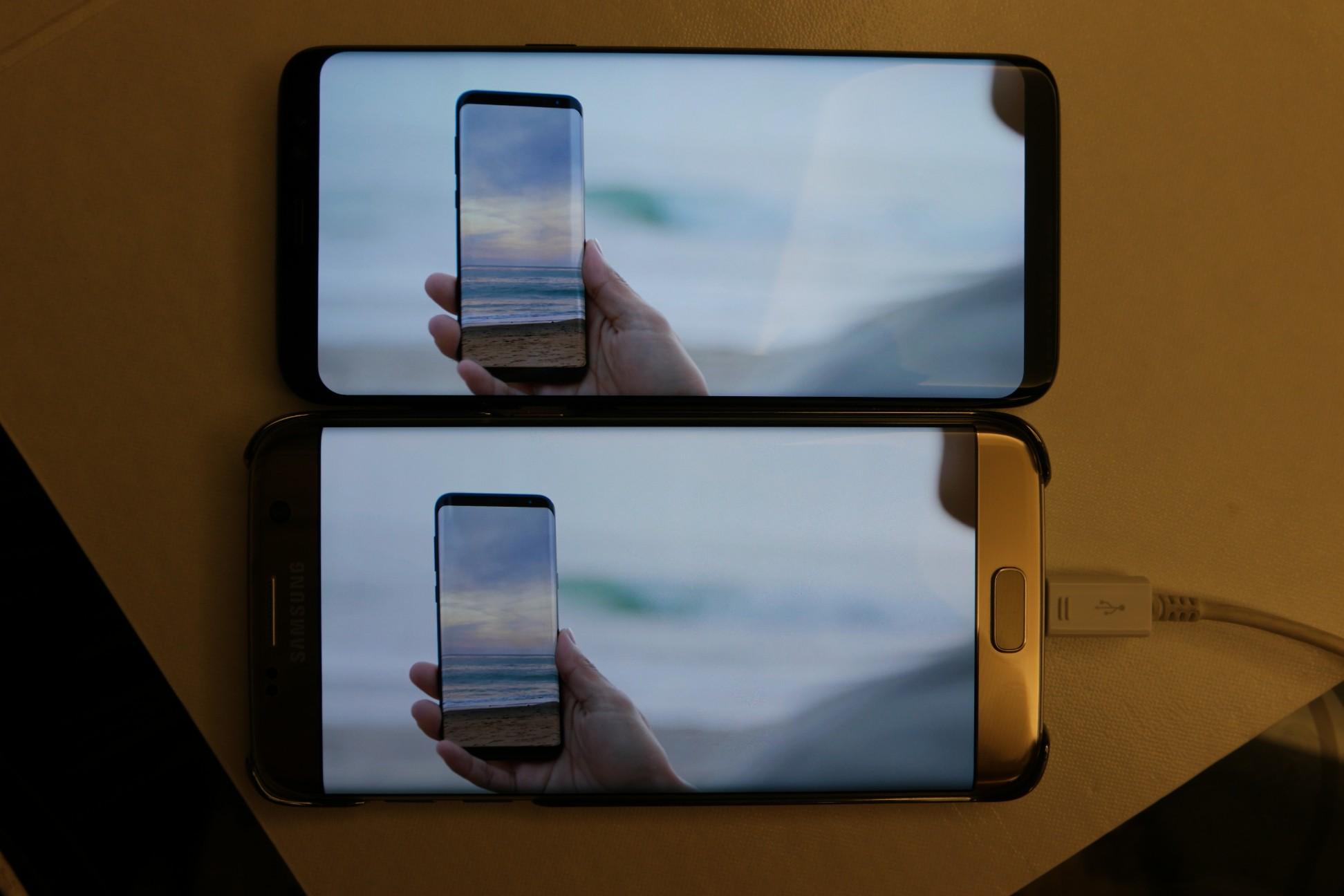 Galaxy S8 Dan S7e